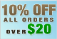 10% off all bead purchases