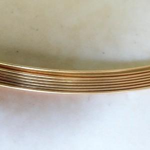 20gaugehalfroundhalfhardgoldfilledwire25cm
