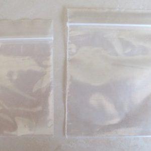 PLASTIC ZIPLOCK BAGS
