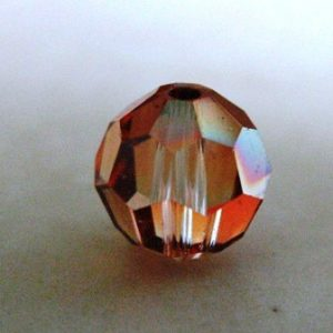 SW.CR. FACETED ROUND COPPER 5000