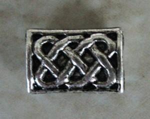 celticknotrectanglebead8x10antslvjf275