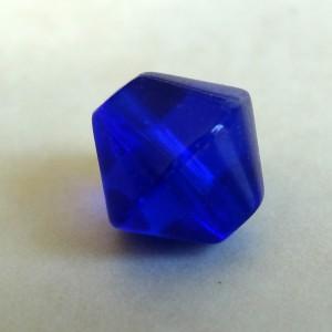 cobaltblueglassbicone8mm