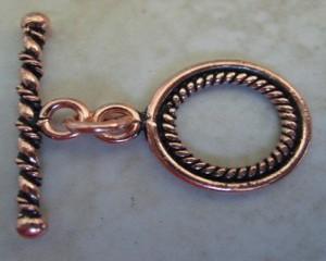 copperbalitoggleclasp155mm