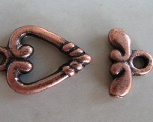 copperhearttoggleclasp10mmchtc10