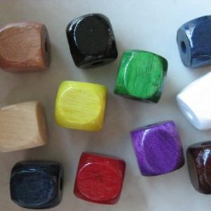 cubewoodenbeadsmixedcolours14mm