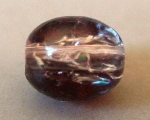 czechcrackleglassroundchocolateclear6mm