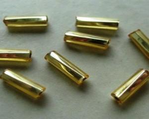 czechtwistedbuglebeadsgold7mmper10gms