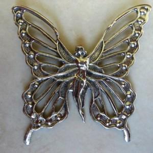pewtermadamebutterflypendant55mmssided