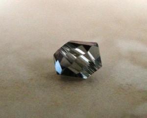 swarovskicrystalblackdiamondbicone5301