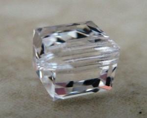 swarovskicrystalcubecrystal6mm5601