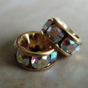 swarovskidiamanterodellegoldplcrystalab6mm