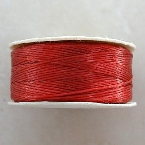 NYMO THREAD SHOE RED SIZE D 64 YARDS