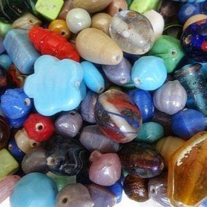 INDIAN GLASS SUPREME MIX PER 10 GMS