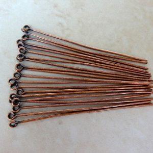 50mm-eye-pins-burnished-copper-nickel-free