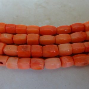 orange-coral-faceted-barrel-approx-8x6mm-g-stone-beads-2