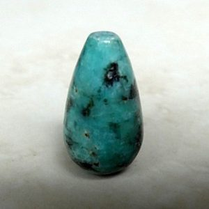 ARFICAN TURQUOISE 20X12 PEAR DROP