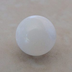 NATURAL SHELL ROUND BEAD 7MM
