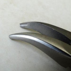 JUMP RING PLIERS GROOVES & PADDED HANDLES 4.05IN 2