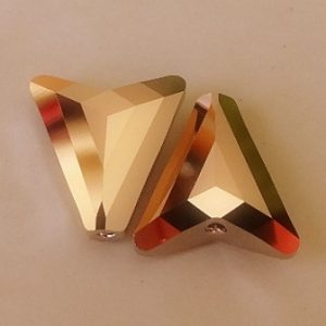 SWAROVSKI ARROW BEAD ROSE GOLD 2X 5748